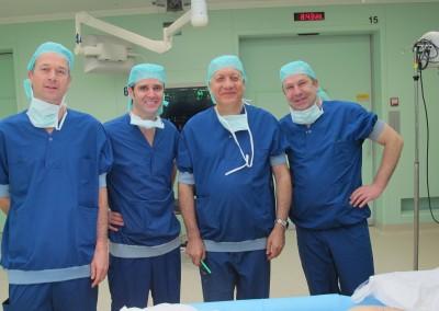 Bezoek dr. Mustafa Yuksel