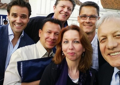 Aarhus CWIG meeting 2014